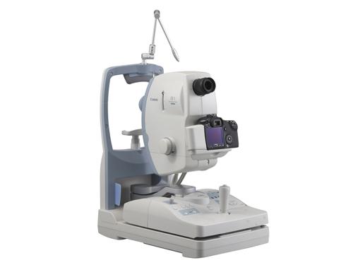 日本CX-1眼底照相-视网膜脉络膜同步