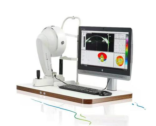 Pentacam眼前节测量评估系统